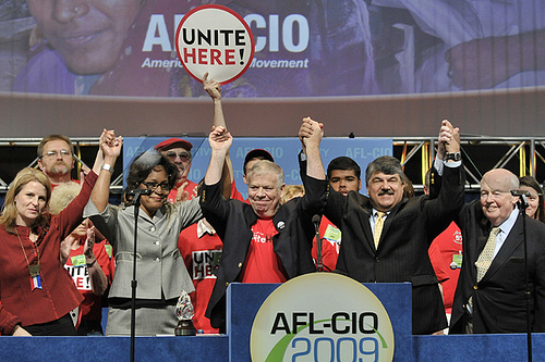 UNITE HERE AFL-CIO convention