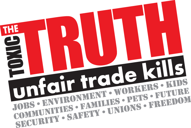 Toxic Truth white paper logo