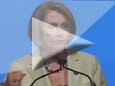Rep. Nancy Pelosi addressed the 2011 USW Constitutional Convention