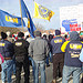 Steelworkers from 2-469 Support IAMAW 516 Strike