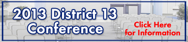 2013 District Conference