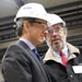 Geithner Visits Steelworkers