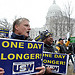USW Joins Massive Protests at Wisconsin Capitol - Feb. 26, 2011