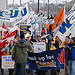 Anniversary March at USW Local 6500